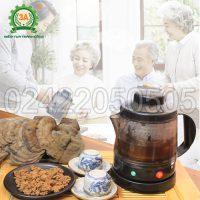Máy pha trà, nấu nước linh chi 3A (04)