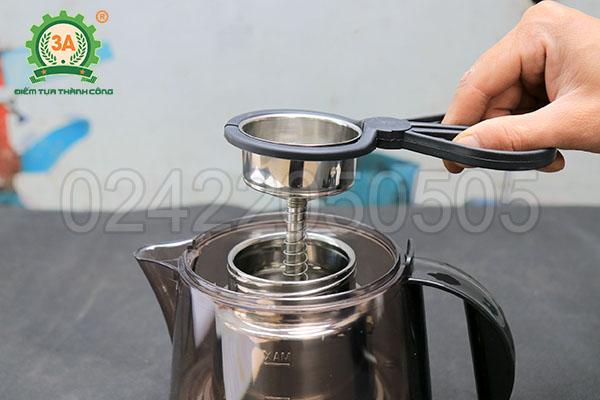 Máy pha trà, nấu nước linh chi 3A (07)