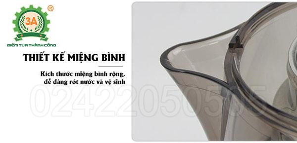 Máy pha trà, nấu nước linh chi 3A (12)
