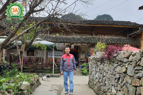 Nhà sáng chế máy nông nghiệp Nguyễn Hải Châu về với bà con Hà GIang (02)