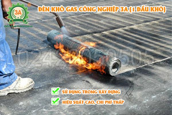 Đầu khò gas công nghiệp 3A 1 đầu khò (05)