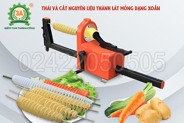 Dụng cụ cắt khoai tây lốc xoáy 3A (03)