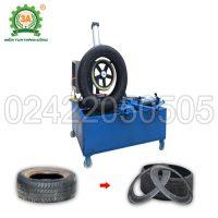 Máy cắt lốp cao su tái chế 3A3kW (03)