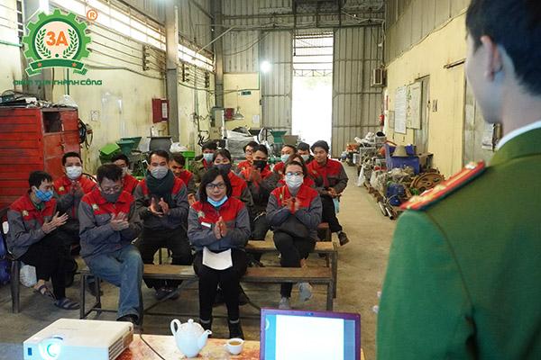 Tập huấn phòng cháy chữa cháy (06)