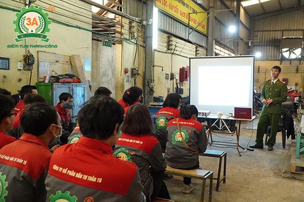 Tập huấn phòng cháy chữa cháy (05)