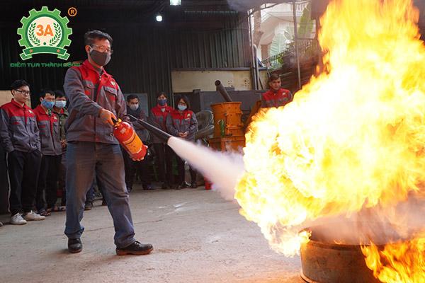 Tập huấn phòng cháy chữa cháy (02)
