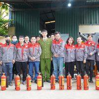 Tập huấn phòng cháy chữa cháy (01)