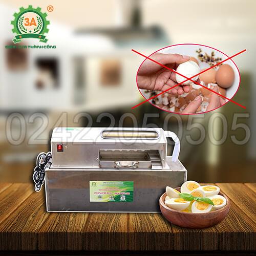 cách làm trứng cút rim sa tế - máy lột vỏ trứng cút 3A