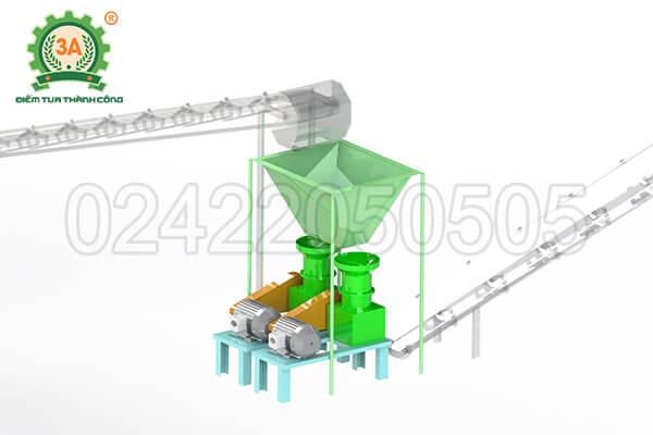 dây chuyền sản xuất phân hữu cơ 3A (10)