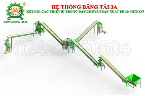 dây chuyền sản xuất phân hữu cơ 3A (14)
