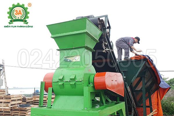 Máy nghiền phân hữu cơ 3A45kW (12)