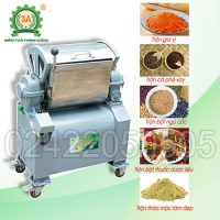 Máy trộn nguyên liệu inox 3A1,5kW (03)