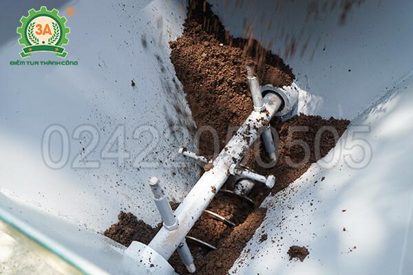 Máy ép phân trùn quế 3A15kw (07)