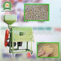Máy tách vỏ đậu nành khô 3A4kW (03)