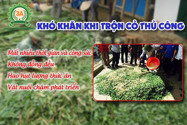 Máy trộn cỏ cho bò 3A3,7kW (05)