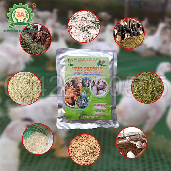 Men ủ thức ăn chăn nuôi 3A (02)
