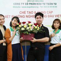 Công ty CPĐT Tuấn Tú liên hoan chào mừng ngày 20/10 (01)